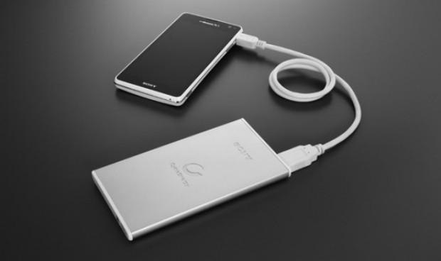 Sony annuncia una nuova linea di batterie portatili per Smartphone e Tablet