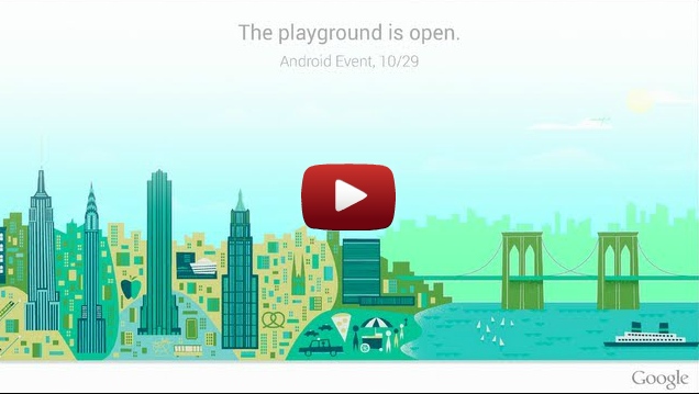 [FLASH NEWS] L'evento Google di domani forse si farà