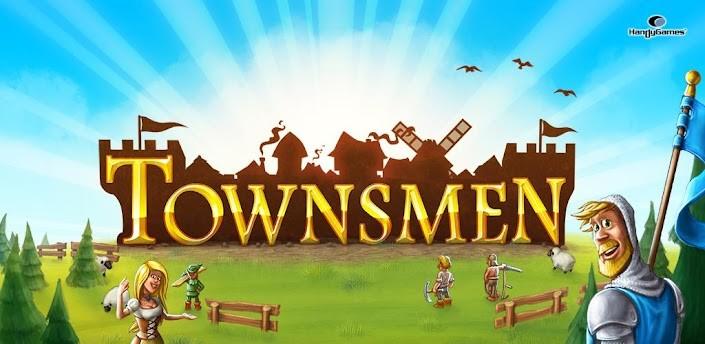 Townsmen torna nuovamente sul Google Play Store con una grafica totalmente nuova
