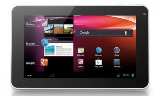 Alcatel lancerà presto sul mercato il suo primo tablet Android