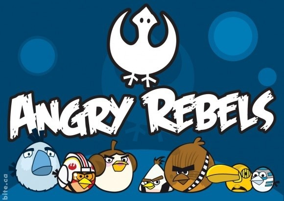 Nuovo video promozionale per Angry Birds Star Wars