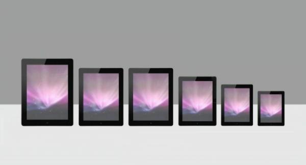 iPad Mini Mega Micro Max, iPad Monstro e tanti altri per combattere Nexus 7 e Nexus 10 [HUMOR]