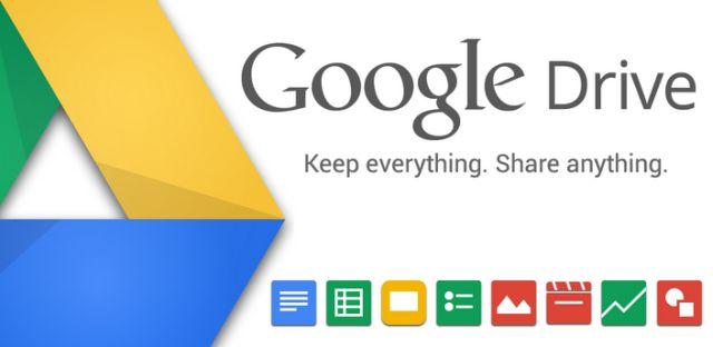 Google rilascia le API per Google Drive, sarà possibile accedere ai documenti da app di terze parti