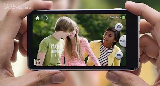 Samsung Galaxy Camera: il video hands-on ufficiale
