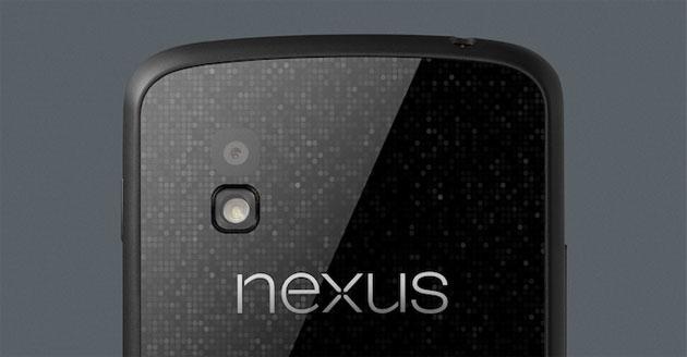 LG Nexus 4: disponibile il dump di sistema (app, sfondi e suonerie)