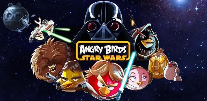 Rovio rilascia ufficialmente Angry Birds Star Wars