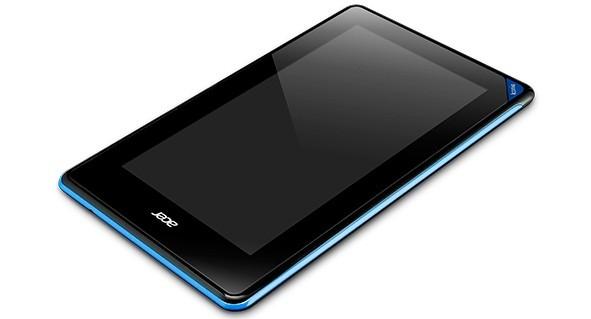 Acer Iconia B1: nuovo tablet economico da 7 pollici con Android 4.1