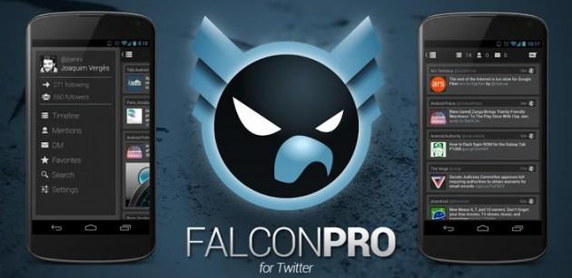 Falcon Pro (client Twitter) si aggiorna alla versione 1.4 con tante novità