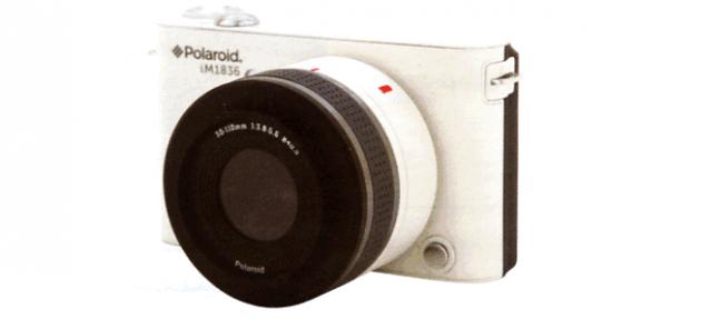 Polaroid IM1836: una mirrorless basata su Android