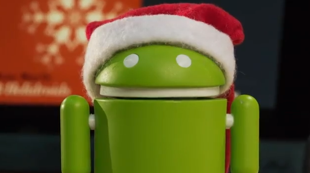 Happy Holidays from Android: nuovo video rivela la dock del Nexus 10