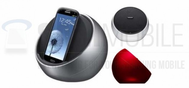 Samsung: nuova docking station audio in arrivo nel 2013