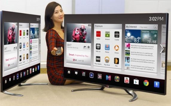 LG svelerà al CES 2013 la sua nuova linea di Google TV fino a 60