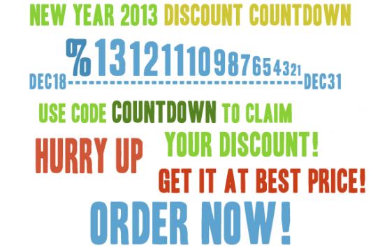 Countdown di sconti fino al 31/12 con Mugen Power Batteries Italia