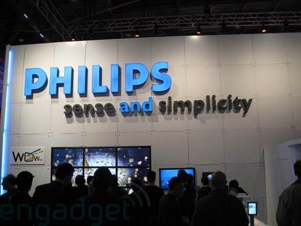 Philips al lavoro su uno smartphone con display QHD e lettore d'impronte digitali