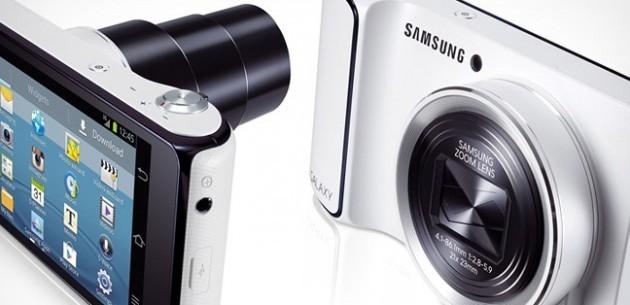 Samsung Galaxy Camera: inizia il rilascio di Android 4.1.2