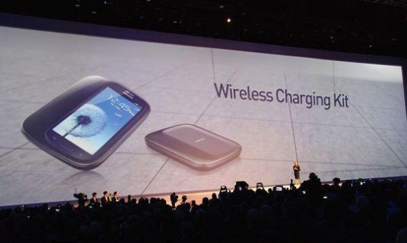 DDaily: Samsung Galaxy S IV avrà la ricarica wireless