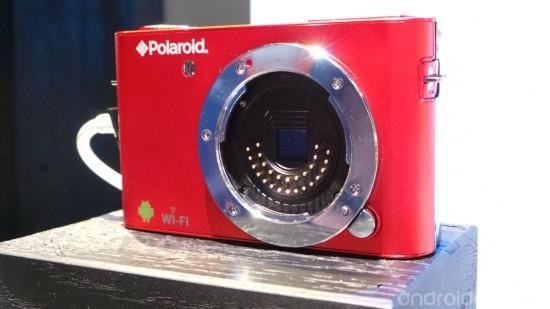 Polaroid iM1836: foto e video della nuova fotocamera con Android