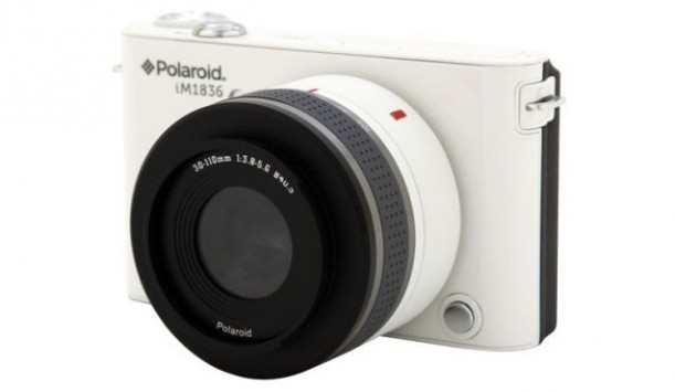 Polaroid presenta la mirrorless Android IM1836