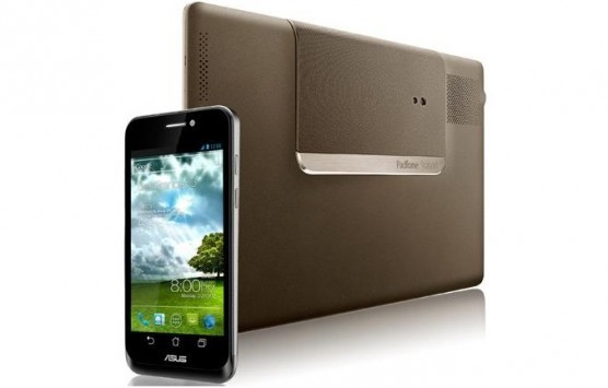 Asus PadFone: Android 4.1.1 Jelly Bean in arrivo il 6 febbraio
