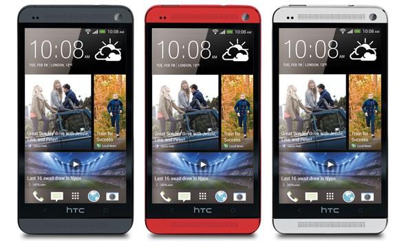HTC One: colorazione rossa, sample Ultrapixel, HDR, benchmark e prezzo