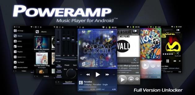 PowerAmp si aggiorna alla versione 2.0.8 con tante novità e migliorie
