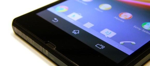 Sony Xperia Z: display a confronto con iPhone 5, Galaxy S III, One X e altri