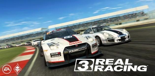 Real Racing 3 finalmente disponibile sul Play Store
