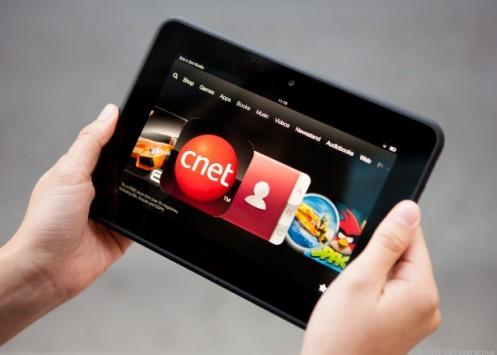 Amazon nega la produzione di un Kindle Fire HD da 99 dollari