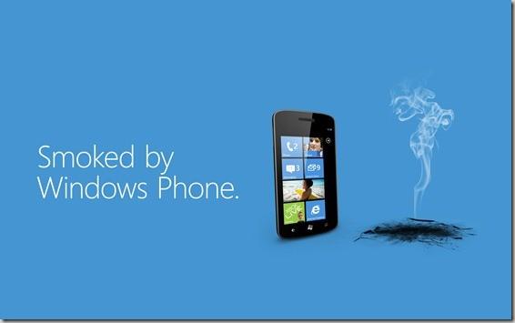 Lo spot di Windows Phone confronta la fotocamera del Lumia 920 con quella del Galaxy S3