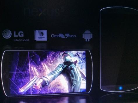 Nexus 5: primo render e primi rumors