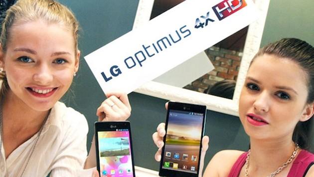 LG Optimus 4X HD e Optimus L7: Android 4.1.2 in arrivo entro fine mese