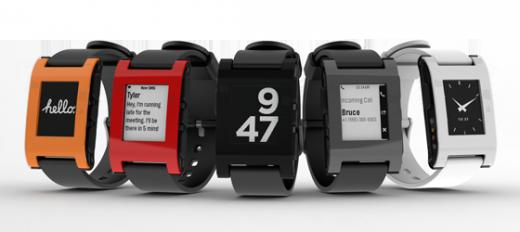 Pebble controllava il mercato della wearable technology nel primo trimestre 2014
