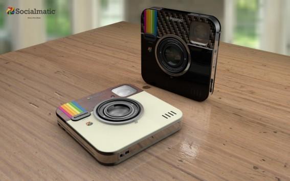 Polaroid Socialmatic: la fotocamera ispirata ad Instagram