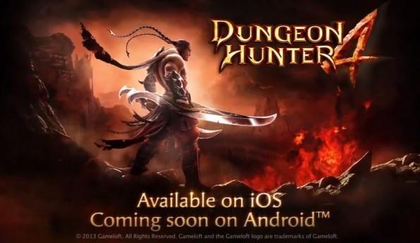 Dungeon Hunter 4: un nuovo trailer in attesa del rilascio sul Play Store