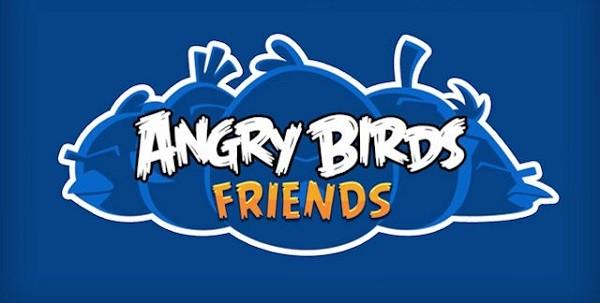 Angry Birds Friends arriverà presto su Google Play