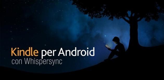 Kindle per Android si aggiorna con una nuova UI e una libreria riprogettata