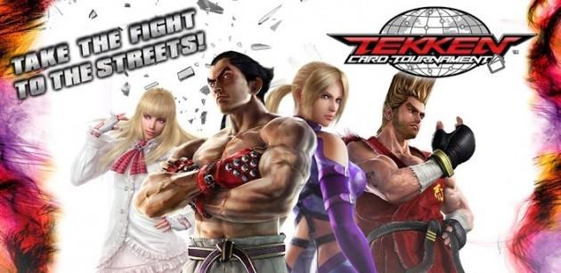 Tekken sbarca su Play Store in versione card game