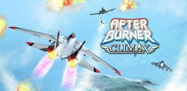 After Burner Climax: voli ad alta quota con il nuovo titolo SEGA