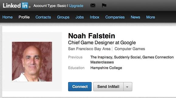 Noah Falstein è il nuovo Game Chief Designer Android: in arrivo videogames marchiati Google?