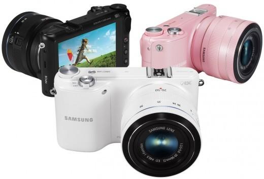 Samsung Smart Camera NX2000: mirrorless da 20,3 MP che si interfaccia con Android