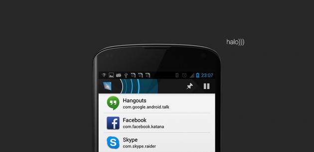 Paranoid Android presto tante novità ed intanto HALO))) si aggiorna