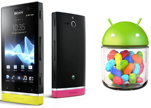 Sony Xperia U: disponibile un buon porting di Jelly Bean