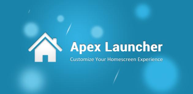 Apex Launcher si aggiorna alla versione 3.0 Beta1 con qualche elemento di Lollipop