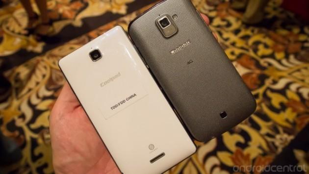 Coolpad Quattro II e 8920: smartphone da 4 pollici, CPU dual-core e prezzo inferiore ai 100$