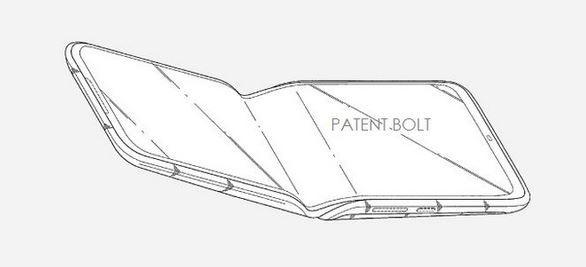 Samsung registra una serie di brevetti che mostrano un possibile Note con display flessibile