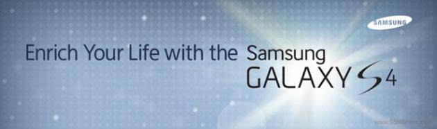 Samsung pubblica un'infografica in cui spiega quanto il Galaxy S IV possa migliorare la vita