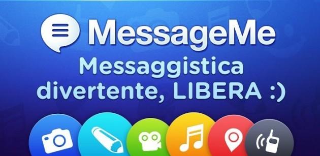 MessageMe: il nuovo rivale di WhatsApp raggiunge 5 milioni d'utenti in 75 giorni