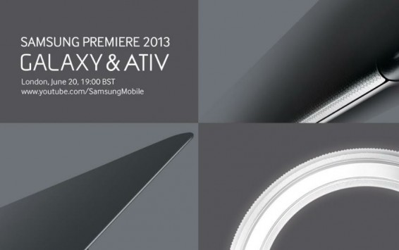 Samsung presenterá i nuovi Galaxy Tab il 20 giugno a Londra