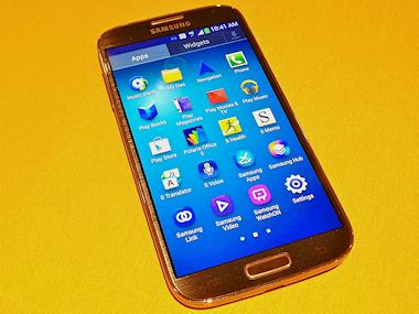 Galaxy S4: ecco una serie di stress test eseguiti da Samsung