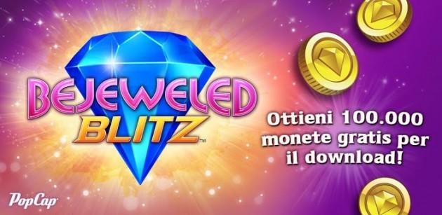 Bejeweled Blitz: EA Games rilascia un nuovo rompicapo sul Play Store